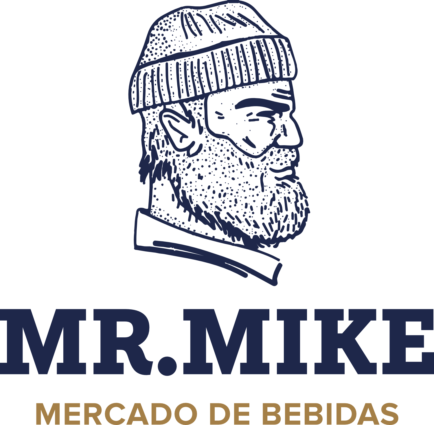 Mr Mike Logo